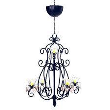 battery operated chandelier edrexco regarding popular home chandelier battery operated remodel