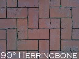 Herringbone Brick Pattern Classy Design 48 Brick Paver Patterns Thinking Outside The Boxwood