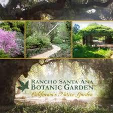 half off botanic garden membership rancho santa ana botanic garden groupon