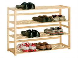 shoe rack plans diy woodideas