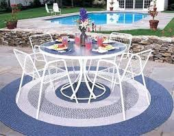 round outdoor rugs. Round Outdoor Rugs Contemporary Blue And White Rug Black Target . I