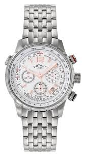 rotary chronograph stainless steel mens watch gb00149 01 rotary chronograph stainless steel mens watch gb00149 01