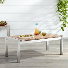 whitewash outdoor furniture. macon teak outdoor coffee table whitewash furniture a