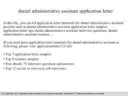 Orthodontist Cover Letter Orthodontic Orthodontist Resume Cover