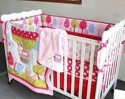 baby bedding set embroidery hot air balloon rabbit fox owl crib quilt per sets girls kids hot air balloon baby bedding