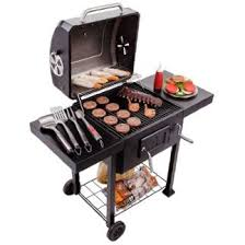 outdoor bbq grills. A Black Charcoal Grill. Outdoor Bbq Grills O