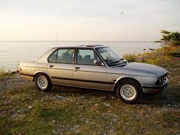 BMW 5 Series 1983 bmw 5 series : BMW 5 series 518 1983 Technical specifications   Interior and ...