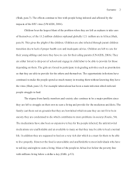 theme of research paper quotes format