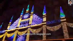 The Best Light Show In The World The World Best Light Shows Ever On Americas Christmas
