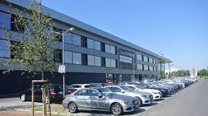 Luxus, sportlichkeit & leistung vereint. Mercedes Benz Branch In Frankfurt Germany Autopstenhoj Hydraulic Inground Lifts Surface Mounted Lifts And Test Equipment