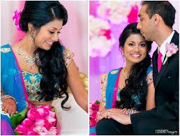 hair indian wedding makeup and stani bridal middot 14 hilton san go downtown indian wedding reception
