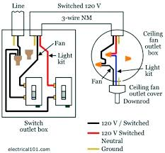wiring a ceiling fan 3 wiring ceiling fan two way switch