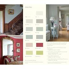 Dove Grey Colour Chart Susie Watson Designs Paint Colour Chart Including Chalk