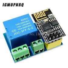 <b>Upgraded</b> version <b>ESP 01 ESP 01S ESP8266 serial</b> WIFI wireless ...