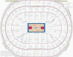 Punctual Madison Square Garden Seating Chart Numbers Msg