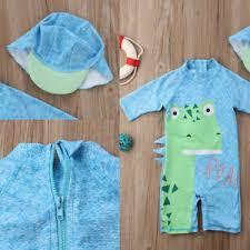 Image Is Loading Baby Kids Boy Summer Beach Swimwear Swimsuit Swimming