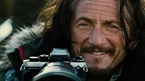 sean penn a k a photojournalist sean o connell his trusted sean penn a photojournalist sean connell his trusted nikon in walter mitty