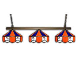 office supplies denver. Denver Broncos Imperial 3 Shade Glass Lamp Office Supplies