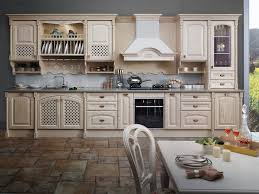 cream kitchen cabinets with quartz countertops