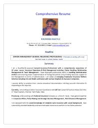 Insurance Coordinator Resume Custom CV With Covering Letter Senior Insurance Coordinator444444