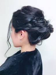 里田茜 On Twitter こんな髪型できるぐらい 伸びた罒