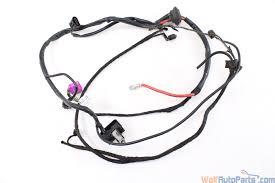 02 04 audi a6 c5 3 0l windshield wiper motor wiring harness windshield wiper motor wiring harness audi a6 4b1971271h