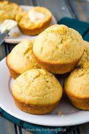 Easy Homemade Southern Cornbread Muffins Pinch Me Im Eating