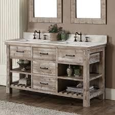 60 double sink bathroom vanities. Rustic Style 60-inch Double Sink Bathroom Vanity 60 Double Sink Bathroom Vanities I