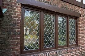 Windows for tudor style home
