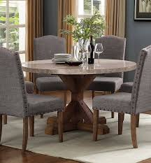 crown mark vesper brushed dust paint round table