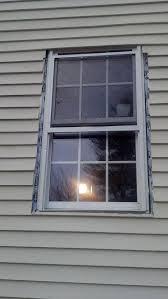how should i trim out the window siding