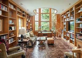 home office library design ideas. Perfect Ideas Modern Home Library Design Ideas Office  House Designs  For F