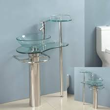 gorgeous glass bowl bathroom sinks large size of vessel sink glass vessel sinks vessel bowl bathroom
