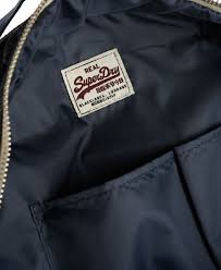 sport Gorgeous - Mens - Quilted Montana Rucksack in Black/navy ... & Move your mouse over image Adamdwight.com