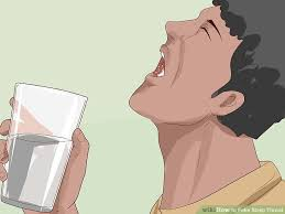 Fake Strep Throat Doctors Note How To Fake Strep Throat With Pictures Wikihow
