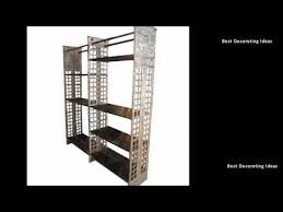metal shelving metal shelving on wheels home depot modern wooden metal best pics