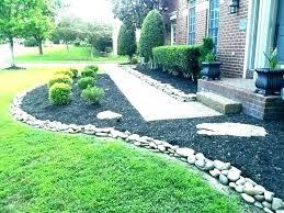 Backyard Landscape Designs On A Budget Classy Garden Border Ideas Vidpal