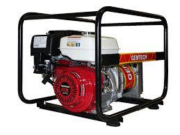 honda portable generators. Wonderful Generators Gentech EP4400 Generator For Honda Portable Generators