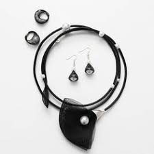 Popular Jewelry - Unique Design- Unusual Necklace - <b>Asymmetric</b> ...