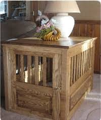 wooden dog crate furniture. ash wood dog crate made to order in different finishes 310 wooden furniture t