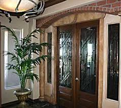 residential double front doorscustom doors leaded glass entry doors