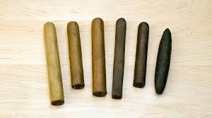 Lonsdale Size Chart Cigar Shapes Sizes And Colors Cigar Aficionado