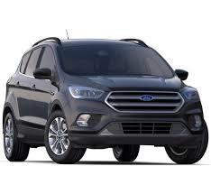 2019 Ford Escape Colors W Interior Exterior Options
