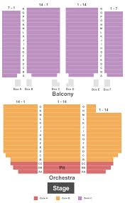 Paramount Denver Seating Chart Buy Josh Brown The Hard Livin Legends Ashland Tickets