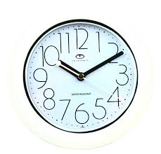 chaney wall clock 3 gallery wall clocks chaney rustic wood wall clock