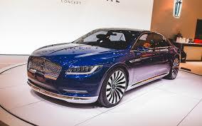 2015 Lincoln Continental Concept (3) - egmCarTech