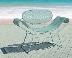 Elizabeth Cast Aluminum Powder Coated 6pc Seating Group  Mocha Powder Coated Outdoor Furniture