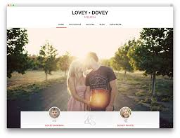 Wedding Wordpress Theme Wedding Wp Theme Barca Fontanacountryinn Com