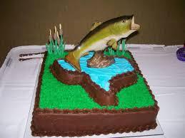 Groomscake Fishing In Texas Grooms Cake