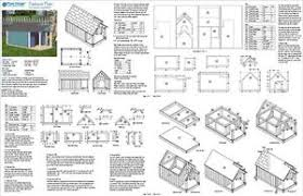 Dog House Plans Gable Roof Pet Size Up To   Free Online Image        Dog House Plans With Porch in addition Large Dog House Plans further Small Gable Roof House